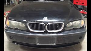 2002 Bmw 325i Fog Lights Front Bumper Fog Lights Removal Bmw E46 330i 325i Sedan