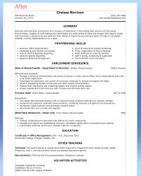 Administrative Assistant Resume Sample Skills Perfect Resume Format