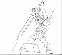 Small Picture astounding legend of zelda coloring pages alphabrainsznet