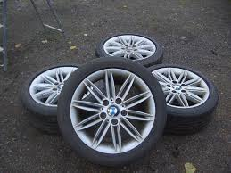 All BMW Models bmw 1 series variants : BMW 1 Series 17 inch Alloy Wheels 207 style M Sport E87 E88 E81 ...