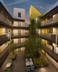 mgw courtyard
