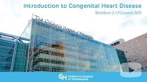 Medical Presentations Chop Open Access Medical Education Pediatric Cardiology Course