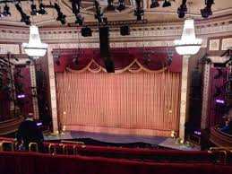 Ain T Too Proud Imperial Theater Seating Chart Imperial Theatre Level 3 Rear Mezzanine
