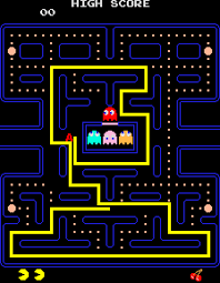 Pac Man Pattern Inspiration Jose Sandoval Software Developer Software Development The Pac