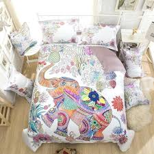 elephant print bedding elephant print bedspreads elephant print bedding blue yellow elephant bird animal print bedding comforter set sets