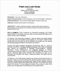 Military To Civilian Resume Examples Inspiration Military Veteran Resume Examples From The Best Way To Write