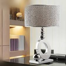 lighting in the living room. Living Room Table Lamps Modern Stylish Minimalist Luxury Crystal Lamp Bedroom Bedside Regarding 9 Lighting In The H