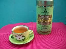 organic india tulsi green tea a review