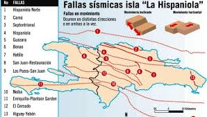 Image result for imagenes de el sismo en republica dominicana 2010