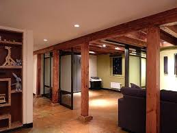 Basement Decor Finished Basement Designs Basement Bar Ideas For