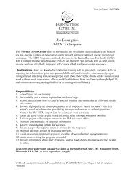 Vita Volunteer Resume Vita Or Resume Awesome Best S Of Volunteer Job Descriptions For 2