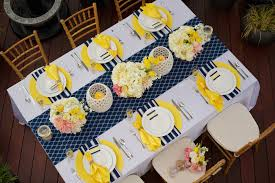 Nautical Table Settings 58 Spring Centerpieces And Table Decorations Ideas For Spring