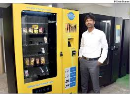 Vending Machines In India Gorgeous Vending Convenience Via Customised Machines
