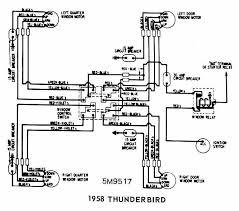 hydro lectric windows circuit and wiring diagram wiringdiagram net windows wiring diagram of 1958 ford thunderbird