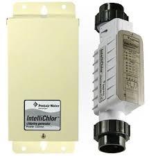 pentair intellichlor ic40. Pentair IntelliChlor IC20 Salt Chlorine Generator System Intellichlor Ic40
