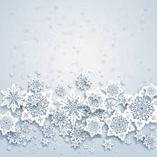 snowflake background clipart.  Background Paper Snowflakes Vector Backgrounds In Snowflake Background Clipart T
