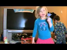 Emma Maryanne Gilbert first song - YouTube