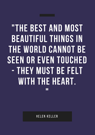 Helen Keller Quotes The Best And Most Beautiful Best of Inspirational Quotes By Helen Keller Best Top 24 Collection Of Helen