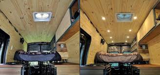 led ceiling lights for van conversion