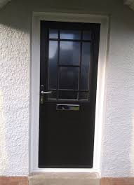 the mill composite doors is the glass design the bespoke glass design uses astragal bars to keep the door looking as close as possible to the original