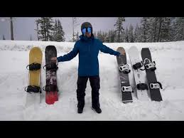 Burton Skeleton Key 2017 2019 Snowboard Review