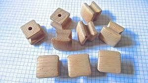 drawer pulls for furniture. 25mm SQUARE Wooden Drawer Pulls With Hole Knobs. Furniture Pulls, Handles (1) For Q
