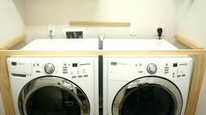 countertop for washer and dryer under counter washer dryer in kitchen coolest basement laundry make countertop countertop for washer and dryer