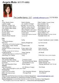 Sample Resume Of Sales Lady Sample Professional Letter Formats