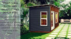 backyard home office. modern shed 10x8 backyard home office b
