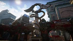 Video Gears Gears Of War 4 Official Blood Drive Multiplayer Map Flythrough