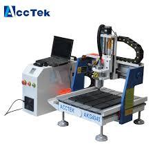 akg4040 desktop cnc router engraving machine for advertising
