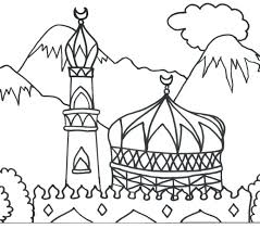 Marvelous Islam Coloring Pages Coloring Pages Coloring Pages