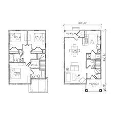 martin ii queen anne floor plan tightlines designs cottage house plans