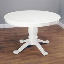 white round pedestal dining table. Simple Living Alexa Round Antique White Pedestal Dining Table - Free Shipping Today Overstock 16446181 R
