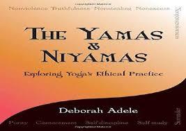 yoga philosophy yamas niyamas every monday in august august 6 august 13 august 20 august 27 6 to 9pm 200 register here s bit ly 2mkl9v4