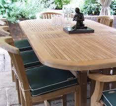 teak garden dining tables