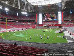 25 All Inclusive Seating Chart Cardinals Stadium Glendale