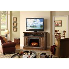 Muskoka Whitney TV Stand Media Console With Electric Fireplace Sams Club Fireplace