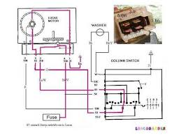 mini wiper motor wireing wiring diagram mini wiper