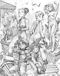 Pandoras box artwork hentai