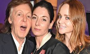 Paul McCartney parties with daughters Mary and Stella at BAFTA ...