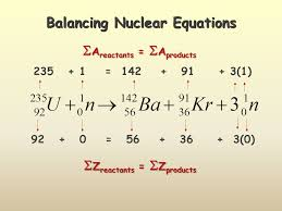 balanced nuclear equation for the alpha decay of se how