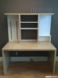 ikea mikael desk with shelf unit reg 170