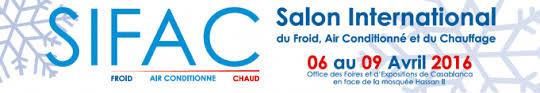Resultado de imagen de logo salon sifac casablanca 2016