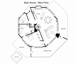 residential floor plans with dimensions pdf inspirational pop tree house plan pletely free plans single building pdf