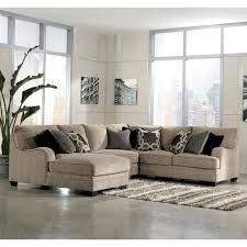 ashley furniture sectional couches. 4 Piece Sectional Sofa With Chaise Awesome Signature Design By Ashley Furniture Katisha Platinum Throughout 2 Couches I