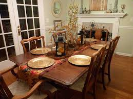 Table Centerpieces For Dining Room Dining Room African Safari Decor Design Pictures Remodel Decor And