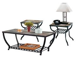 antigo coffee table set contemporary black the classy home
