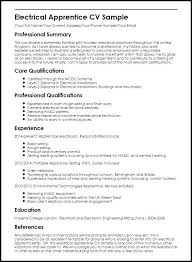 Electrician Apprentice Resumes Apprentice Electrician Resume New