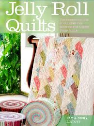 How to Make a Quilt - With Great Books! | AccuQuilt : AccuQuilt & Quilting with Jelly Rolls Made Easy! Every heirloom quilt in the Jelly Roll Quilts  Book can be created with eight GO! Dies. Sixteen delicious and delectable  ... Adamdwight.com